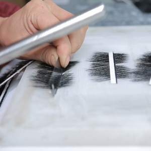 Etude lashes Co., Ltd has 17 years of experience in the production of Eyelash extension