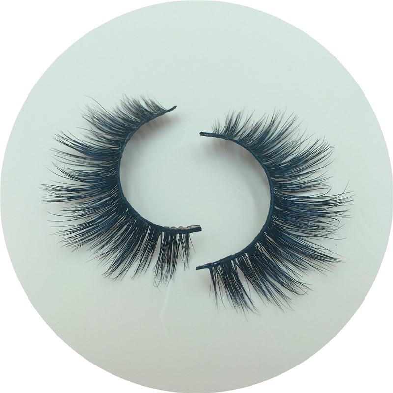 regular mink lashes A012