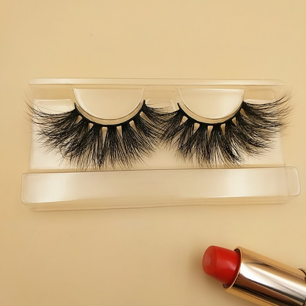 Seberian 20mm 3d mink lashes