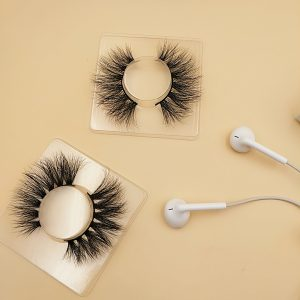 Seberian 20mm mink strip lashes