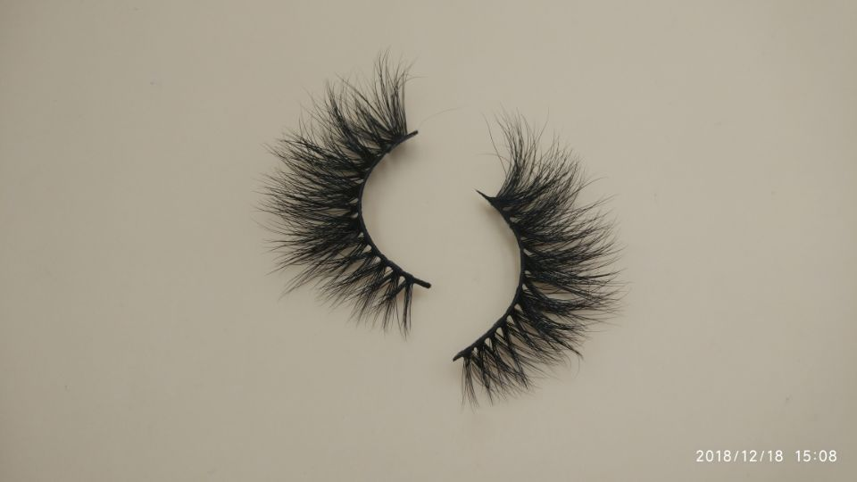 Seberian 20mm mink strip lashes amazon review