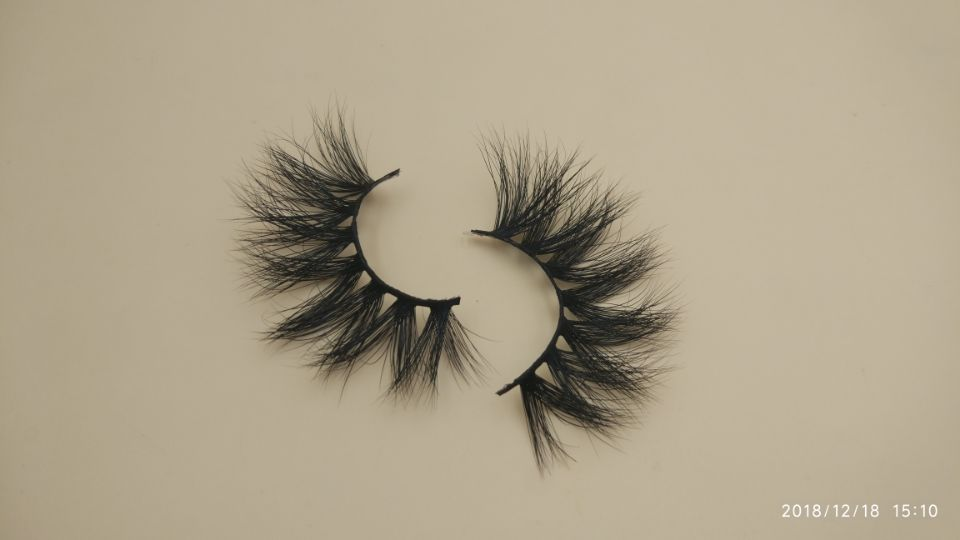20mm Siberian strip mink lashes