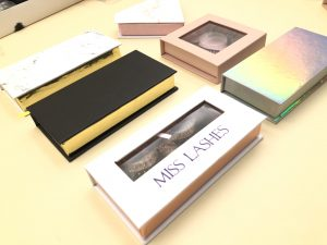 mink lash packaging boxes wholesale vendors