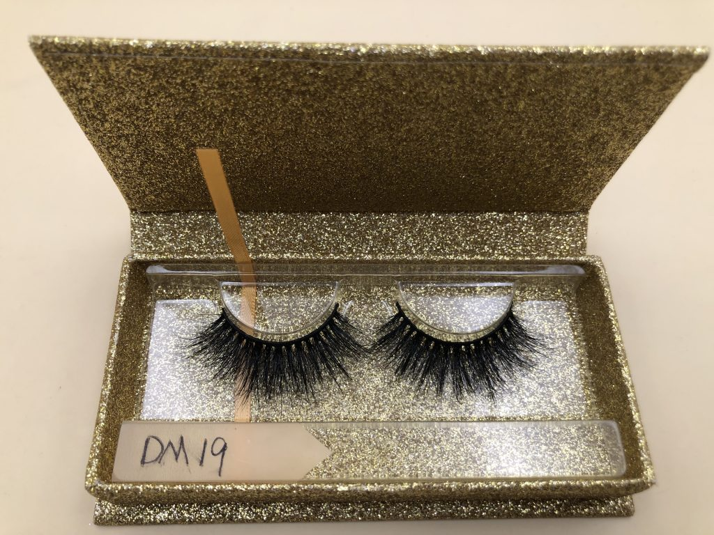 20mm mink strip lashes wholesale vendor