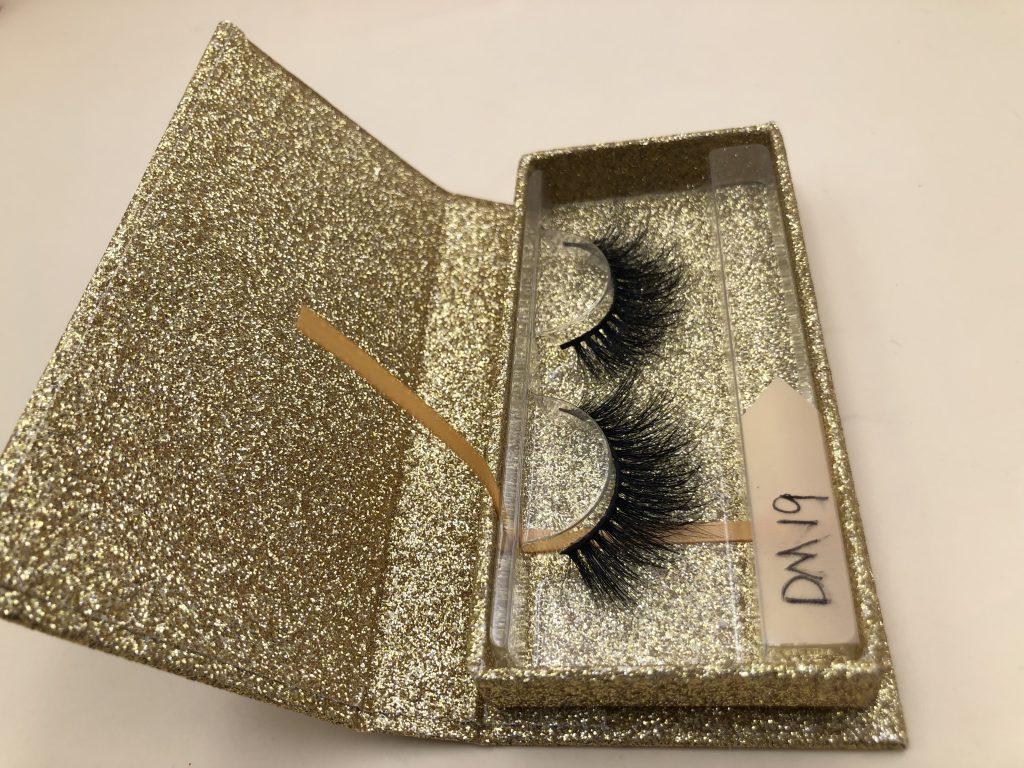 20mm mink strip lashes wholesale vendor