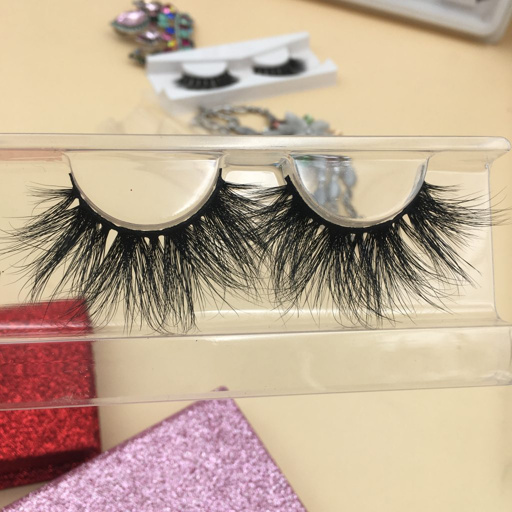 25mm lashes eyelash vendors