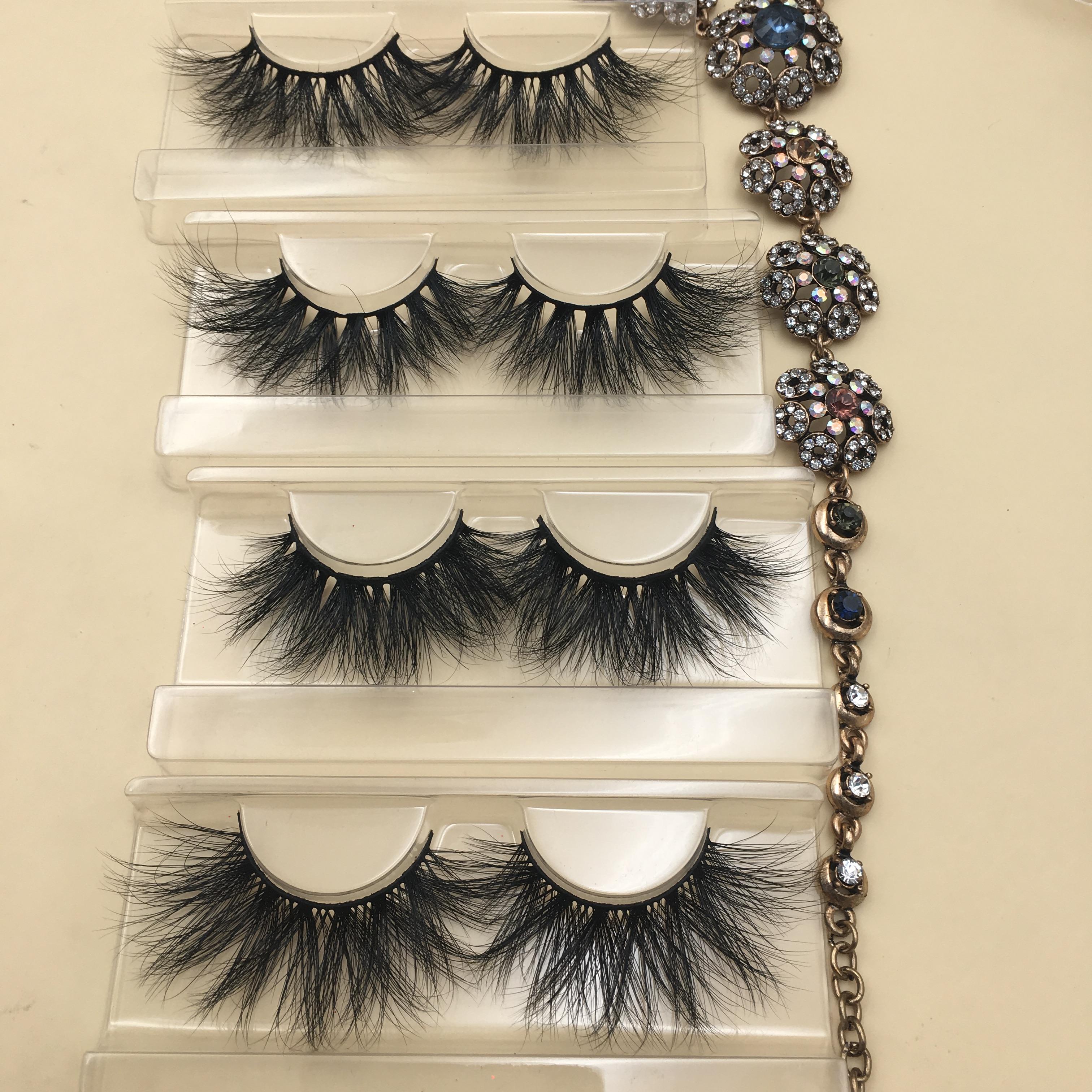 3D mink lashes eyelash vendors - Etude Lashes