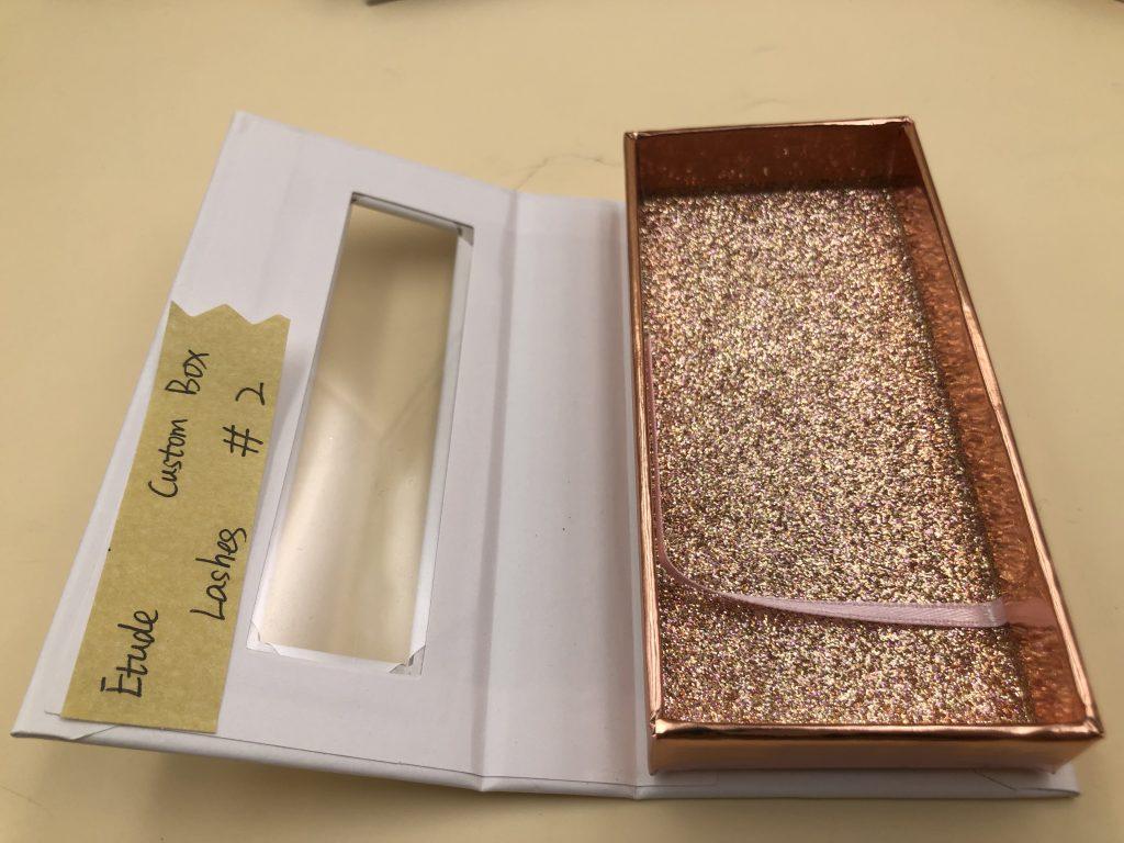 custom eyelash packaging box cheap eyelash boxes