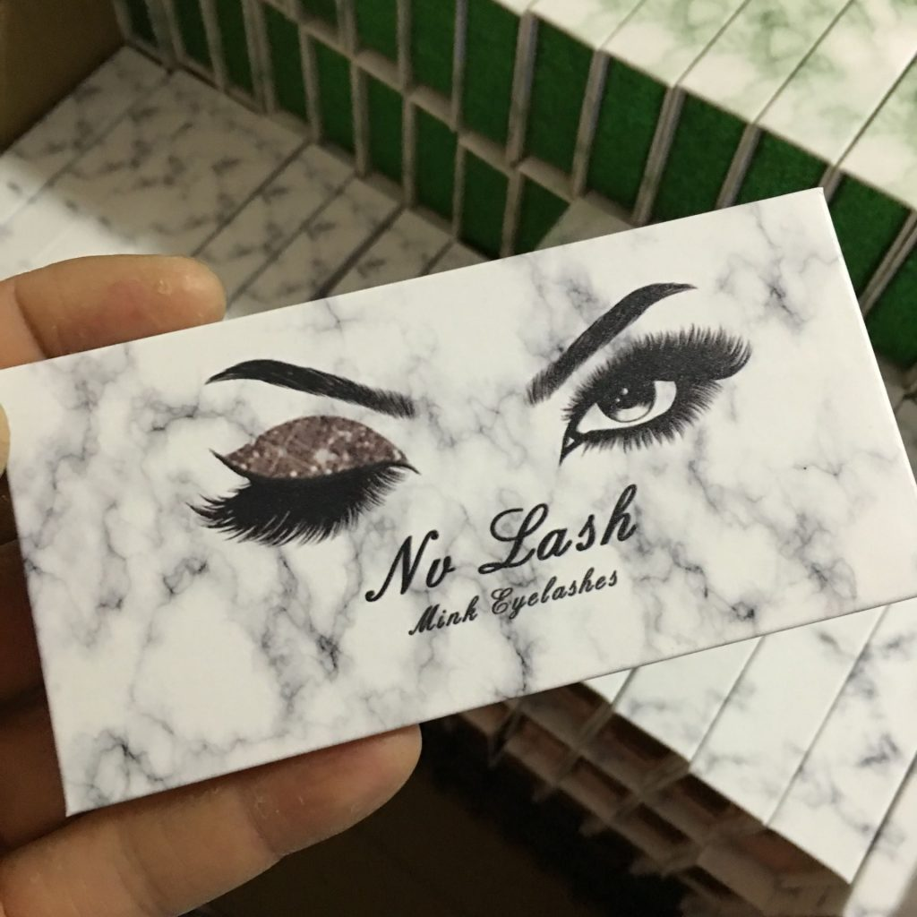Custom Lashes Packaging Boxes Or Cases Vendors Wholesale
