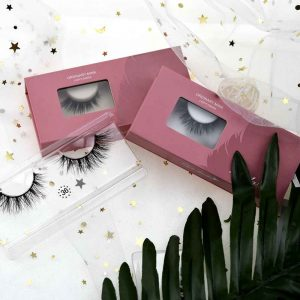 Design The Custom Eyelash Packaging