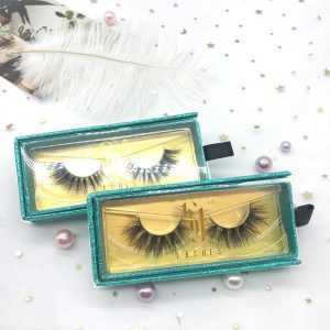 Custom Eyelash PackagingCustom Eyelash Packaging
