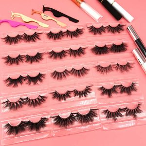 Wholesale Mink Lashes Vendor USA