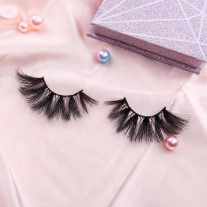 Best Fluffy Messy Lashes