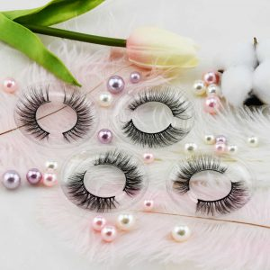 Factory price 3d effect mink eyelashes wholesale