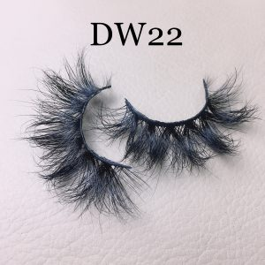 The best selling natural mink eyelashes DW22