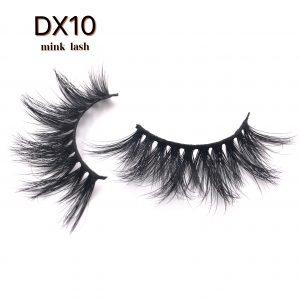 The best selling 20MM mink eyelashes DX10