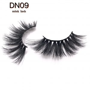22MM best selling mink eyelashes DN09