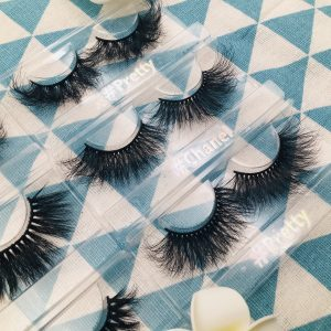 natural mink eyelashes factory