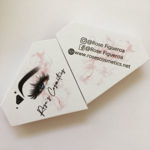 wholesale custom eyelash box