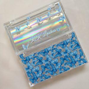 Acrylic Eyelash Cases