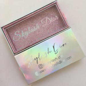 Customized eyelash Packaging box