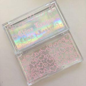 Eyelash Clear Cases Wholesale Lashes