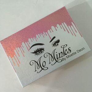 false eyelash packaging