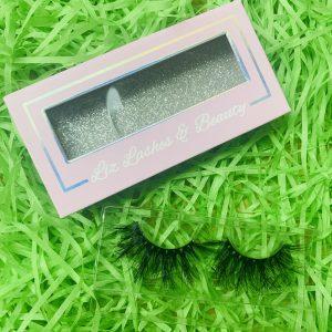 Clear Eyelash Packaging