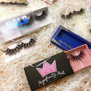 customized handmade mink eyelashes