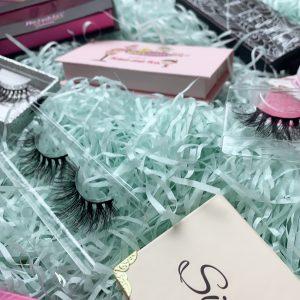 wholesale false eyelashes mink