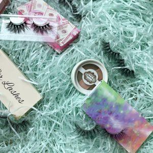 customized luxury mink eyelashes