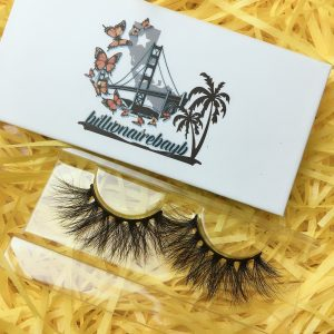 custom eyelashes boxes,