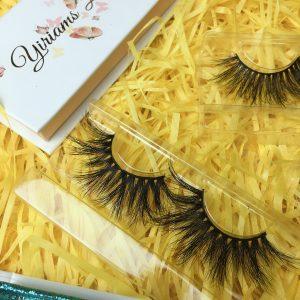 20mm eyelash strips