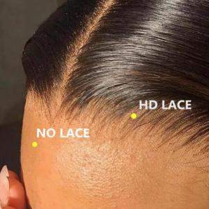 Human hair HD lace wigsHuman hair HD lace wigs