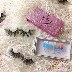 unique eyelash packagingprinted