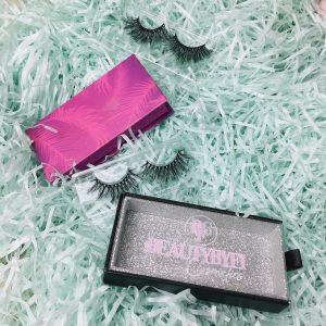 professional eyelash packaging boxes.