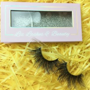 customize your own eyelash box,