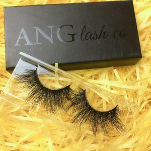 diy eyelash packaging,