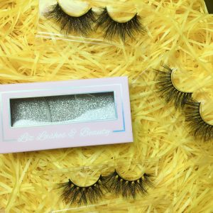 eyelash packaging custom