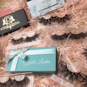 Eyelash Packaging Factory.