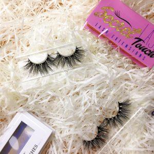 Top luxury mink lashes vendor