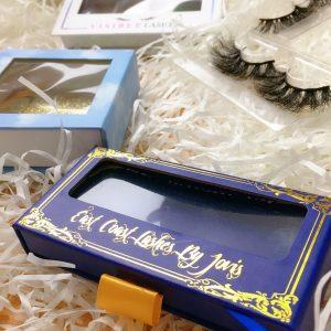 Lashes Custom Packaging Box